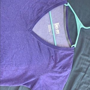 !!Nike dri-fit running tee!!